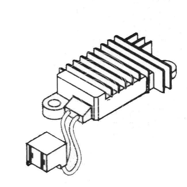 Replacement Products Regulator Fiat 79019187
