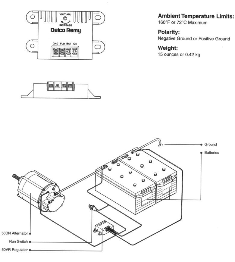 [SCHEMATICS_4FR]  Delco remy alternator wiring diagram | Delco Remy Alternator Wiring Diagram |  | Ambience Creacions