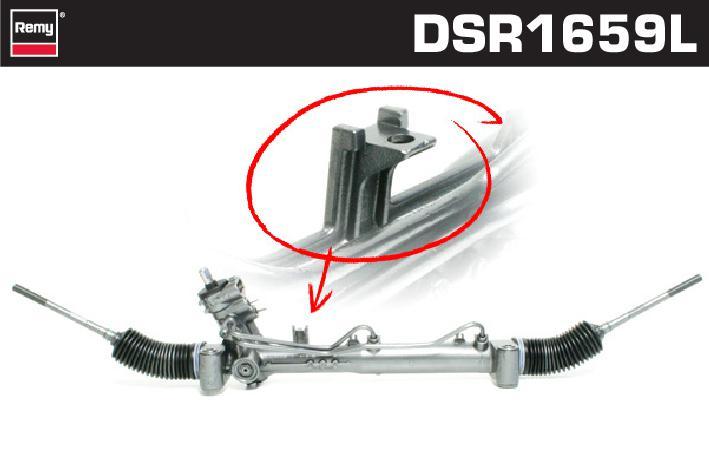 Spidan 52414 Steering Gear