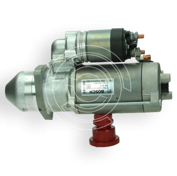 Starter BOSCH 0001231018 and its equivalences