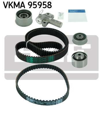 Timing belt kit SKF VKMA95959