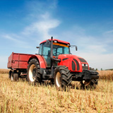 AGRI : Tracotrs, Combines, Harvesters, Agricultural engines